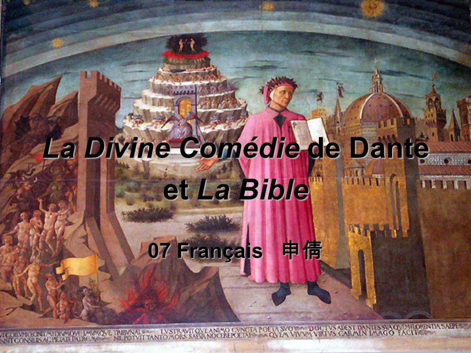 La Divine Comédie de Dante et La Bible