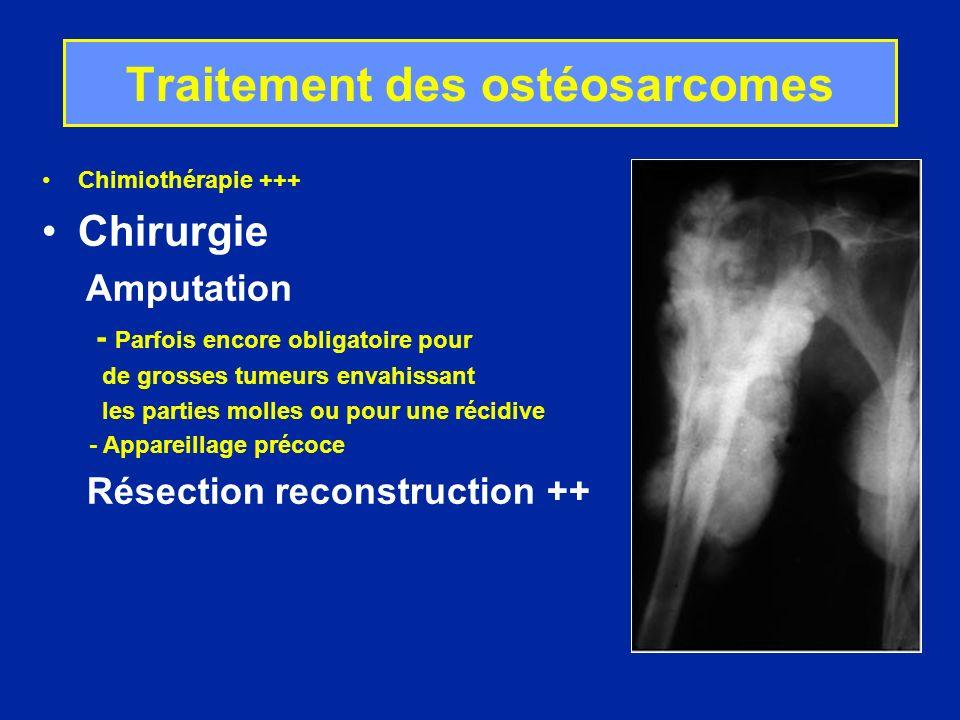 Traitement des ostéosarcomes