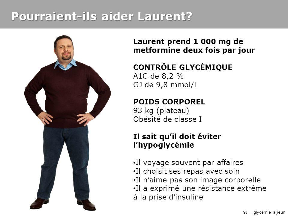 Pourraient-ils aider Laurent
