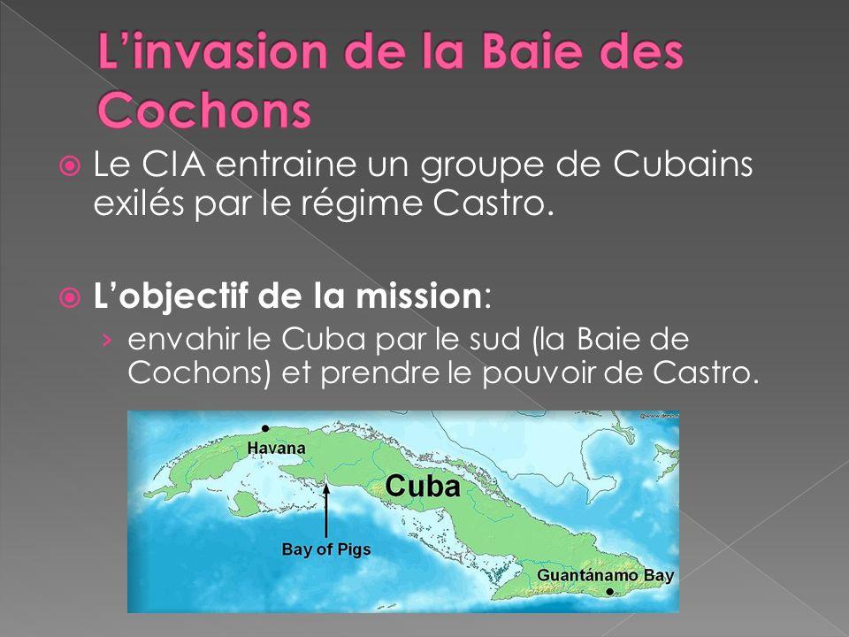 L'invasion de la Baie des Cochons