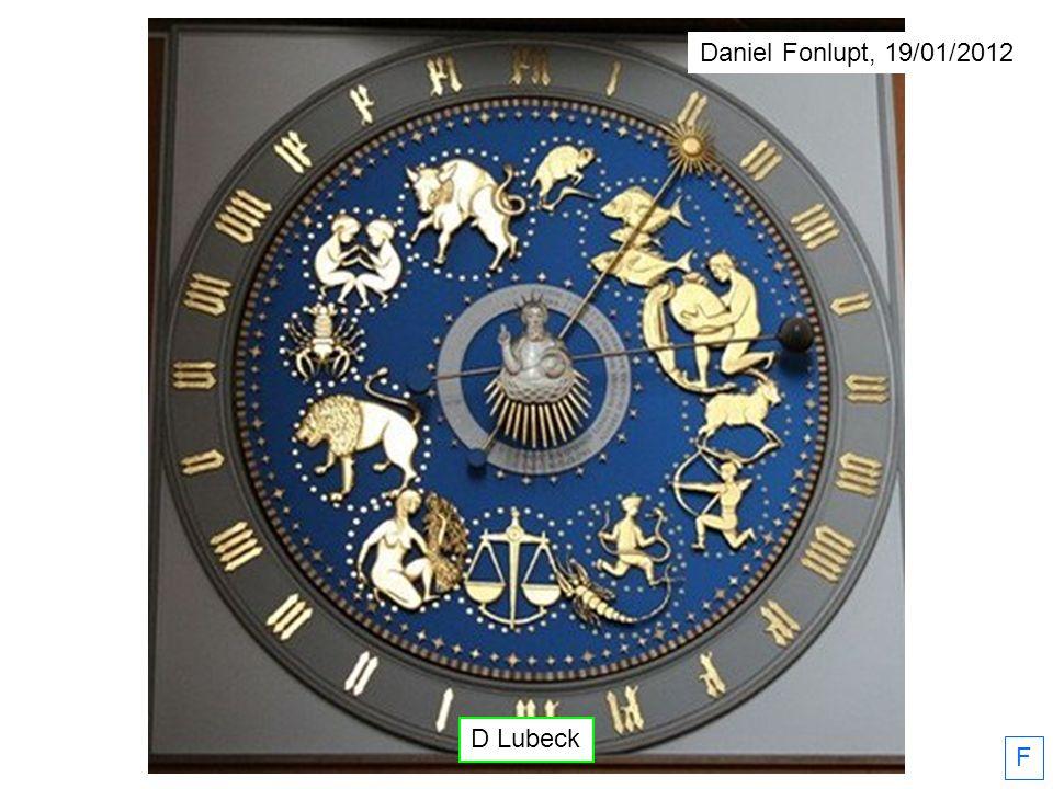 Daniel Fonlupt, 19/01/2012 D Lubeck F