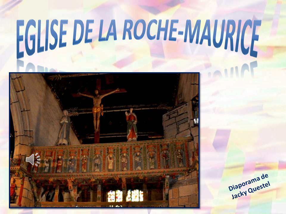 EGLISE DE LA ROCHE-MAURICE