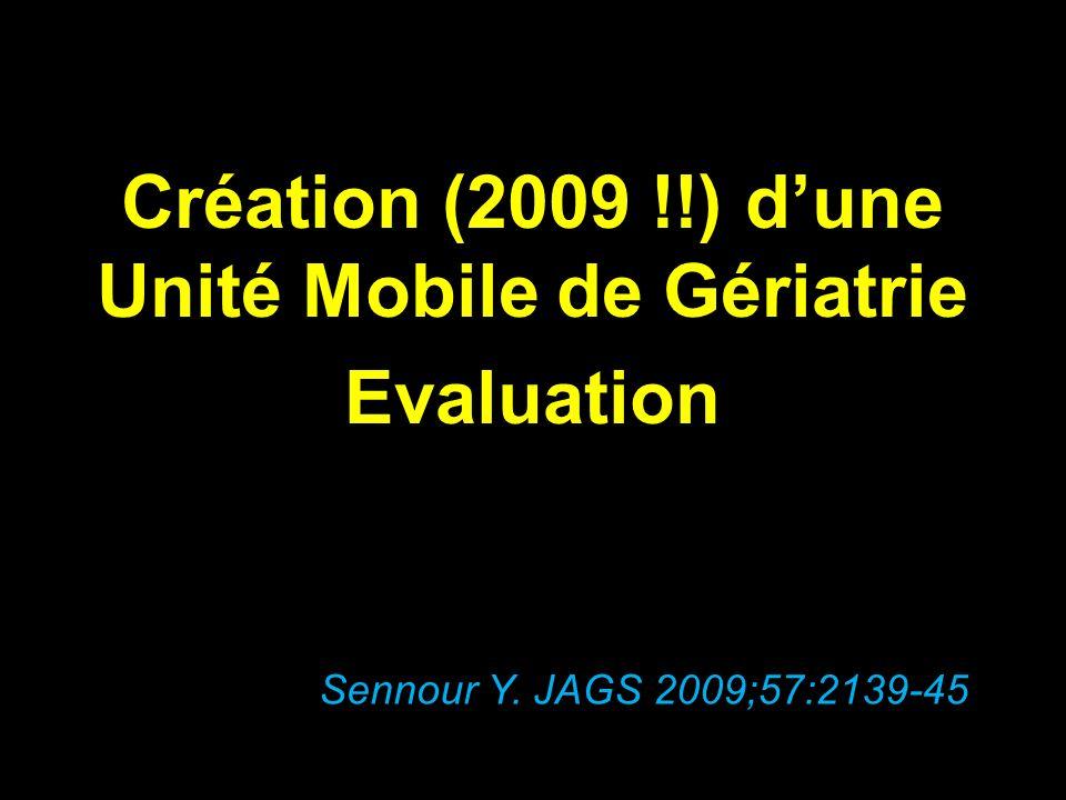 Unité Mobile de Gériatrie