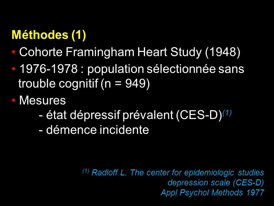 Cohorte Framingham Heart Study (1948)
