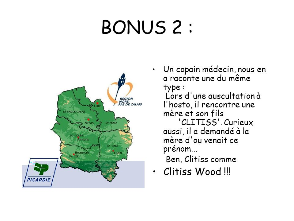BONUS 2 :