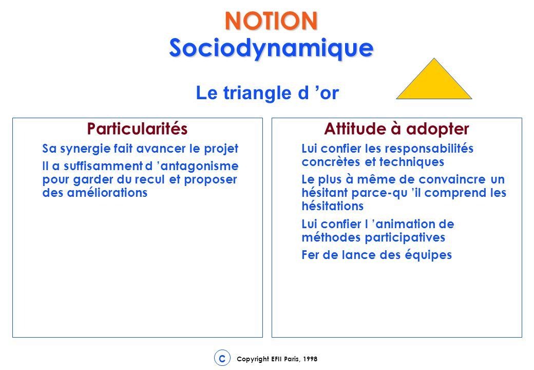 NOTION Sociodynamique