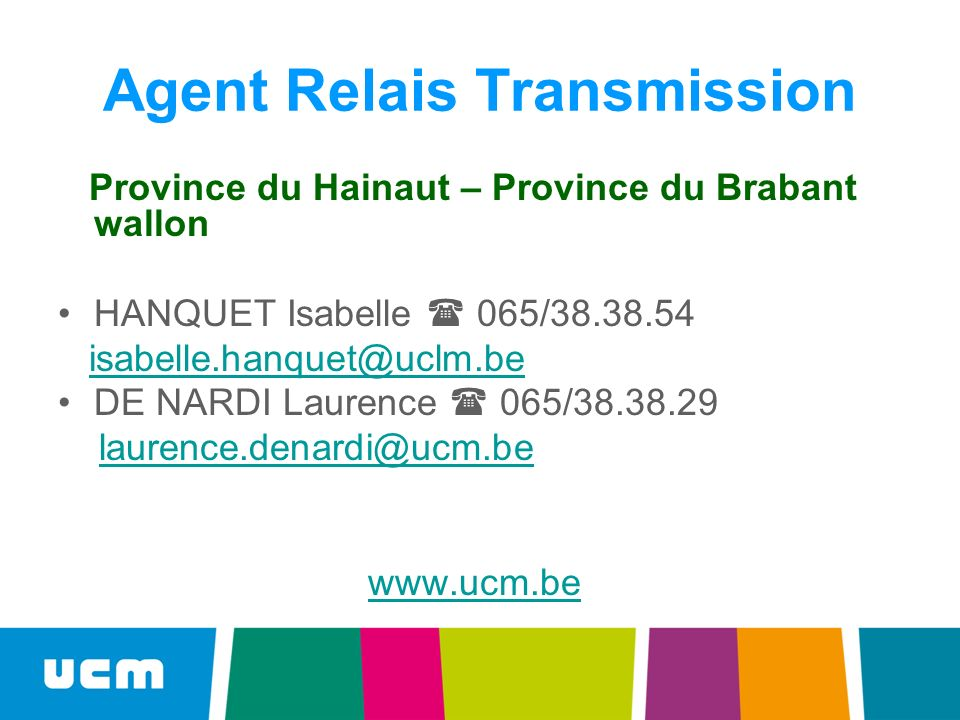 Agent Relais Transmission