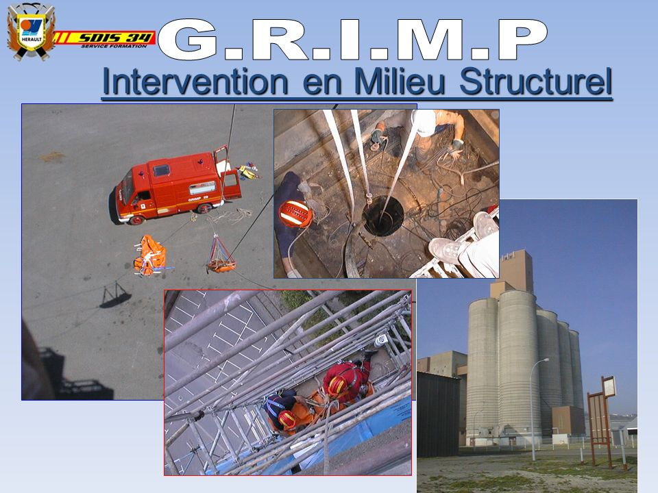 Intervention en Milieu Structurel