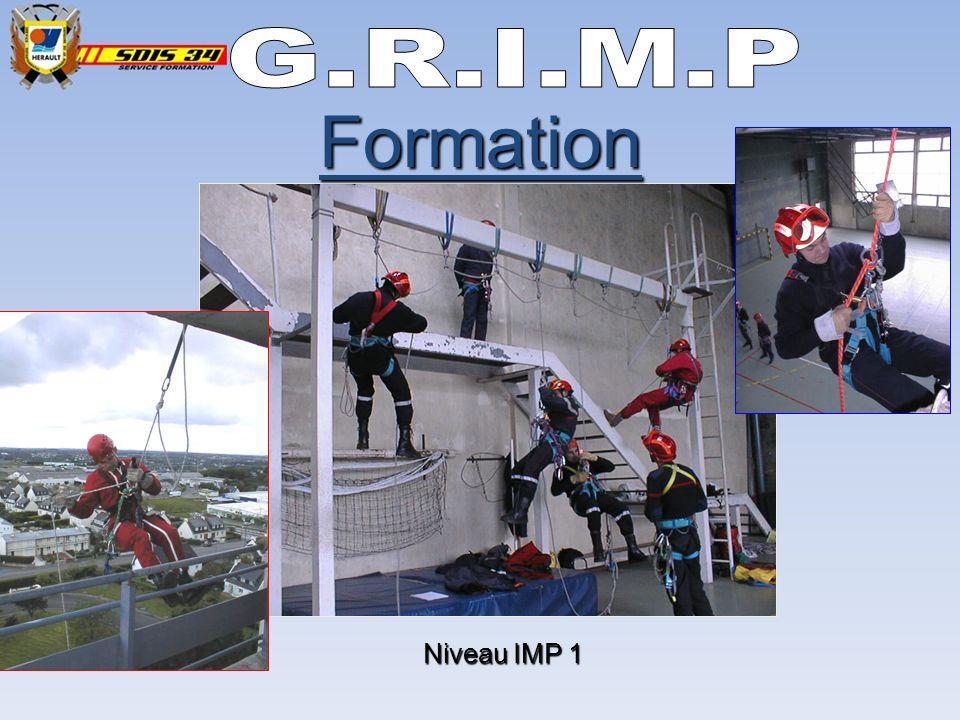 G.R.I.M.P Formation Niveau IMP 1