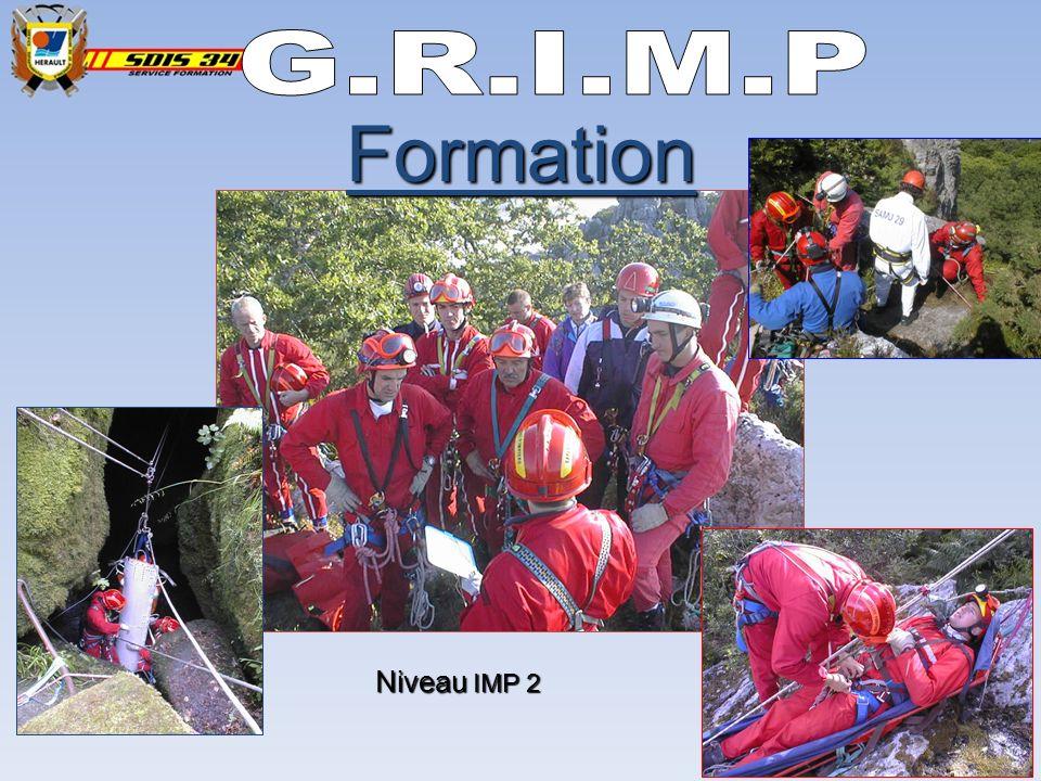 G.R.I.M.P Formation Niveau IMP 2