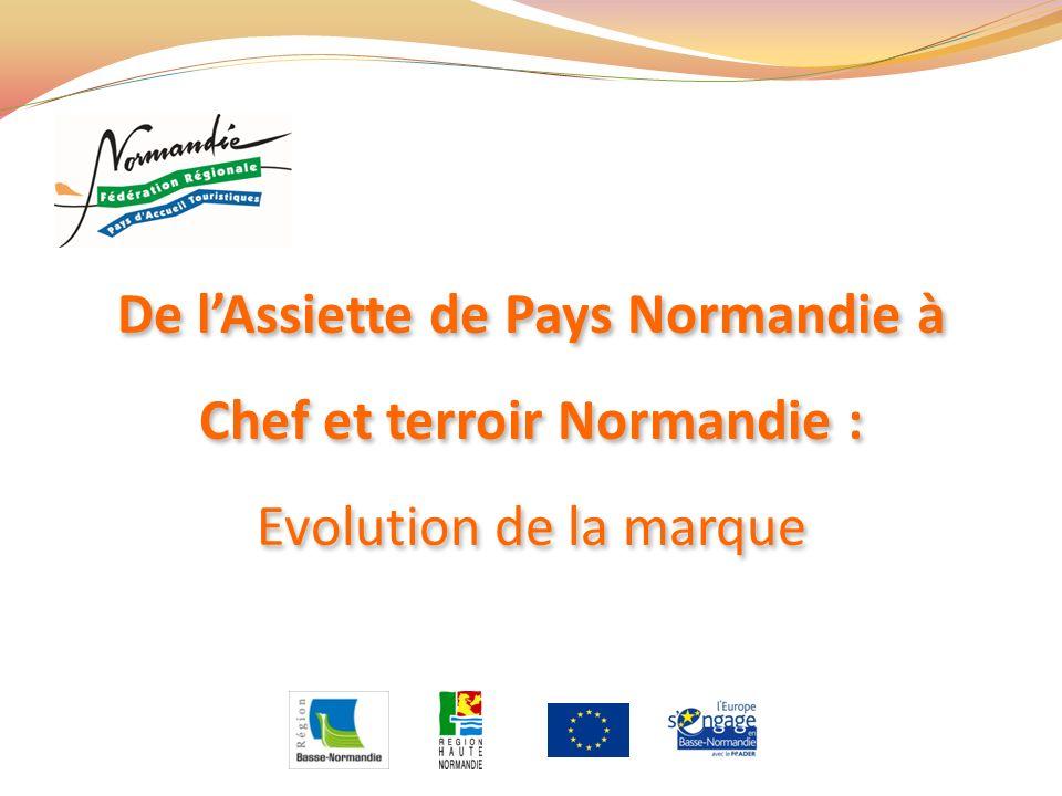 De l'Assiette de Pays Normandie à Chef et terroir Normandie :