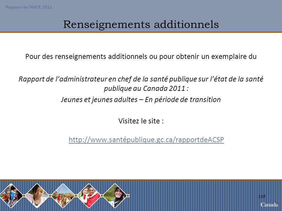 Renseignements additionnels