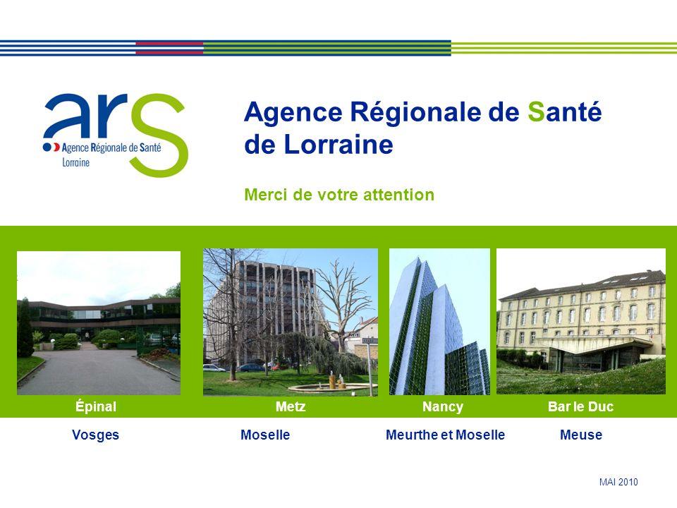 Agence Régionale de Santé de Lorraine