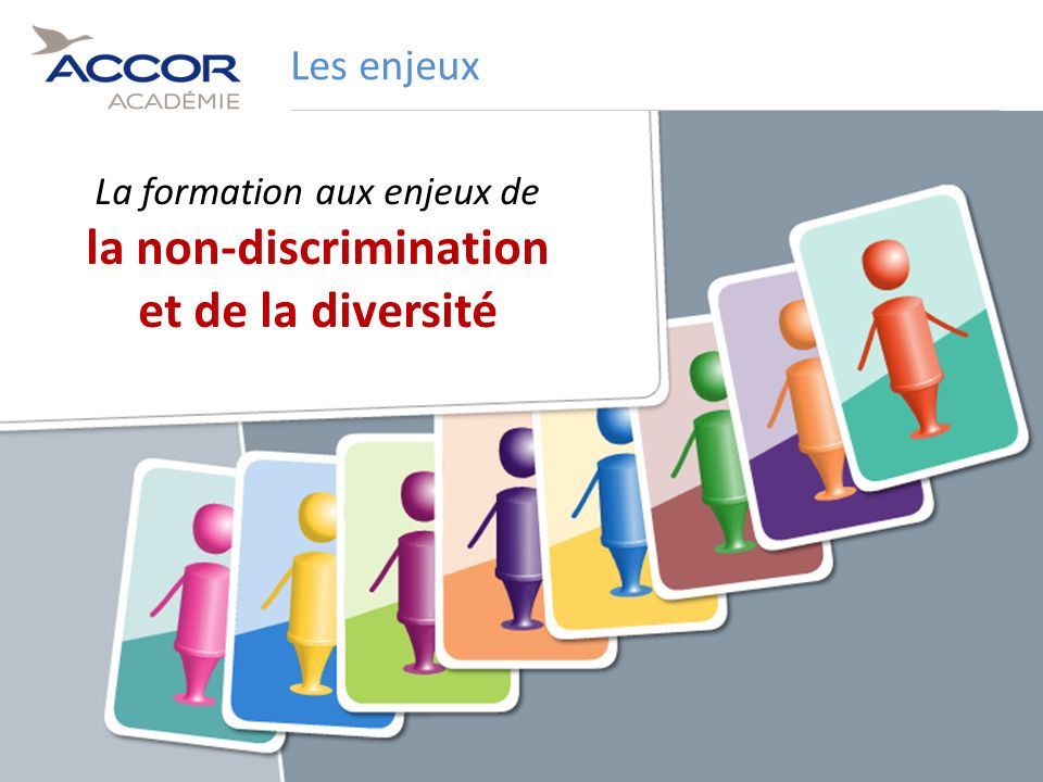la non-discrimination