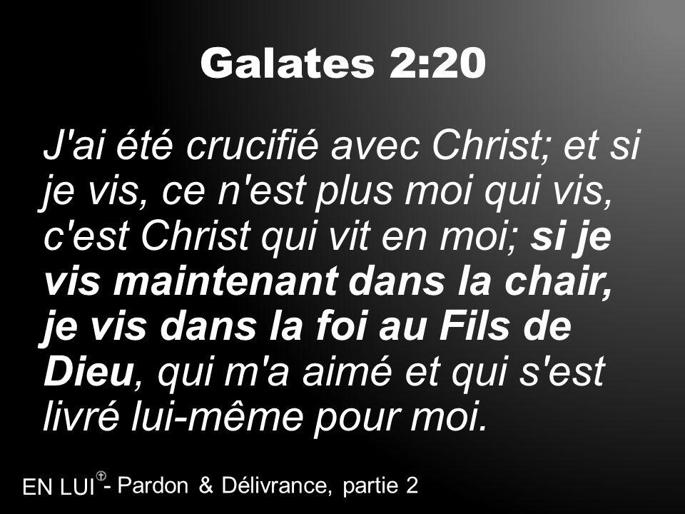 Galates 2:20