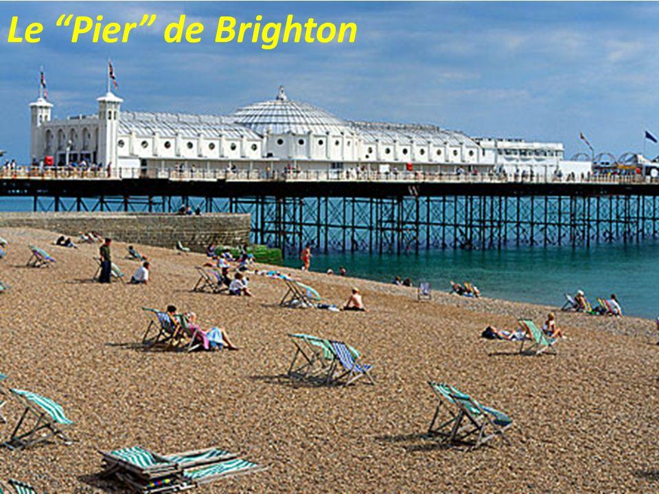 Le Pier de Brighton