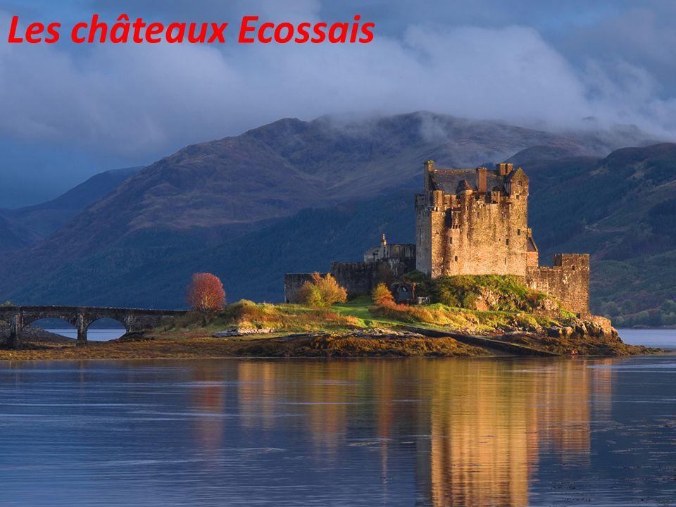 Les châteaux Ecossais