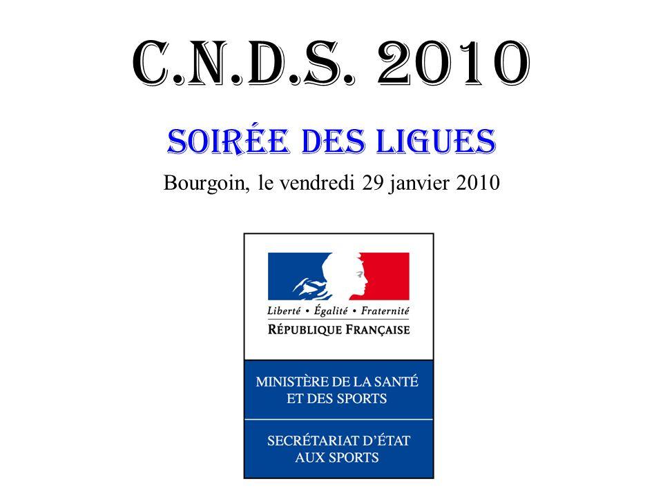 Bourgoin, le vendredi 29 janvier 2010