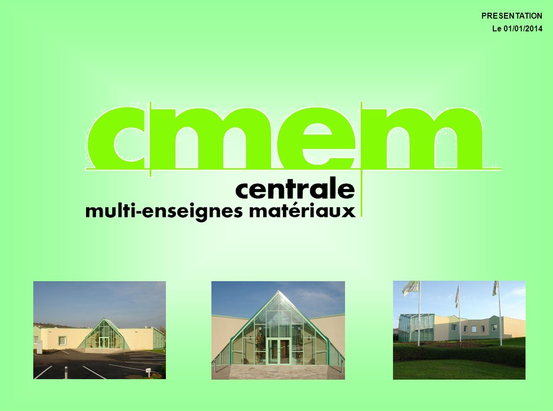 L'Equipe CMEM Patrick Schaeffer Emmanuel Lefevre Véronique Duché