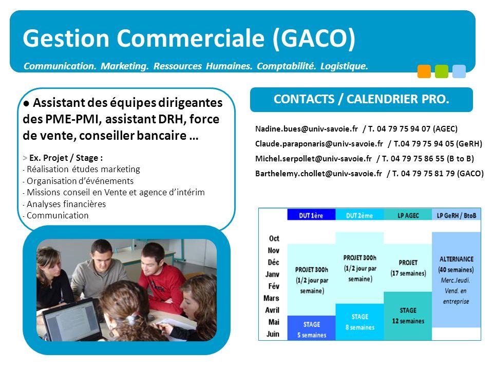 Gestion Commerciale (GACO)