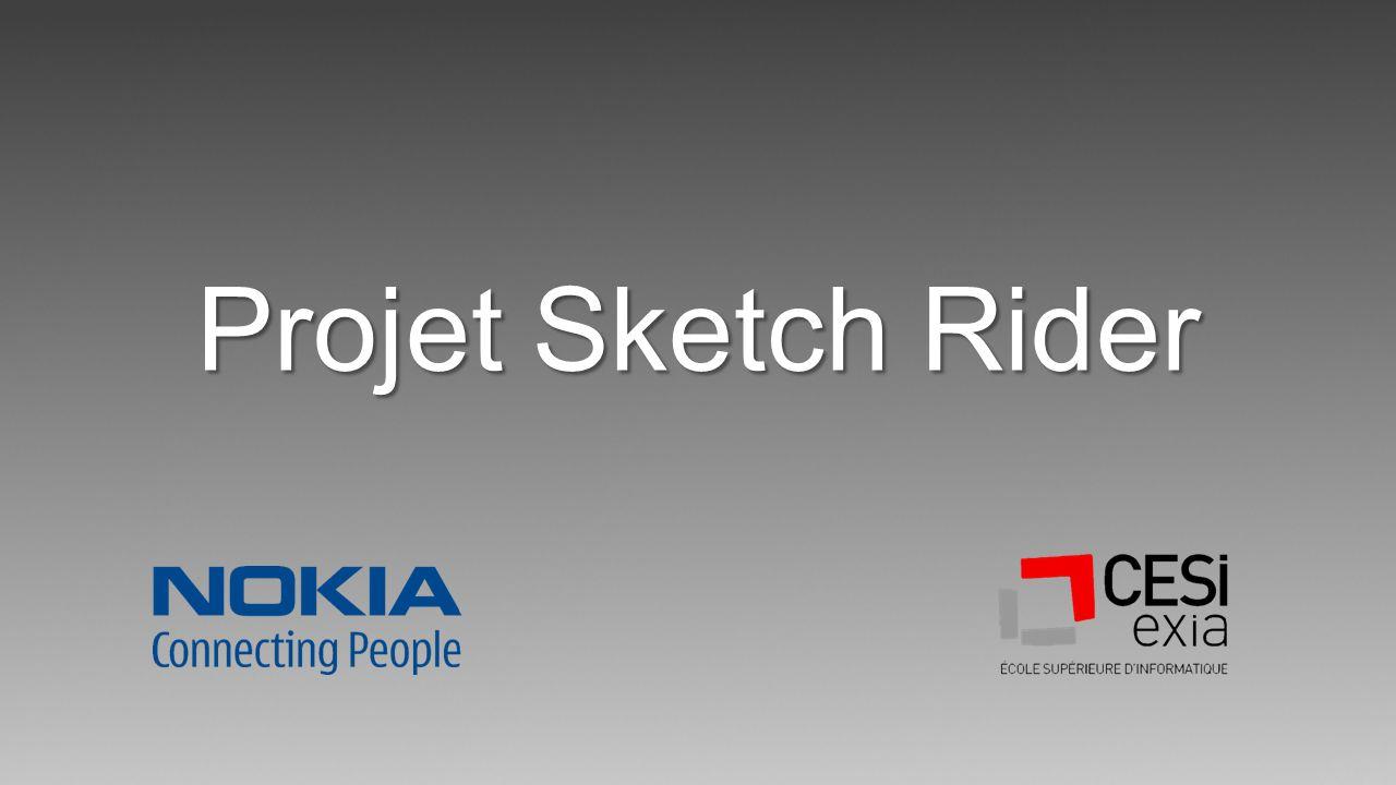 Projet Sketch Rider Dani