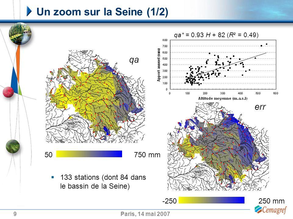 Un zoom sur la Seine (1/2) qa err