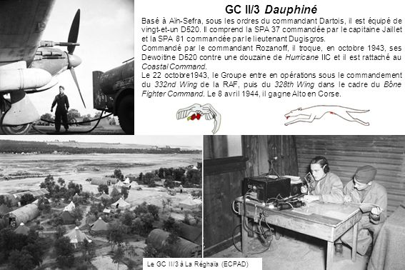 GC II/3 Dauphiné