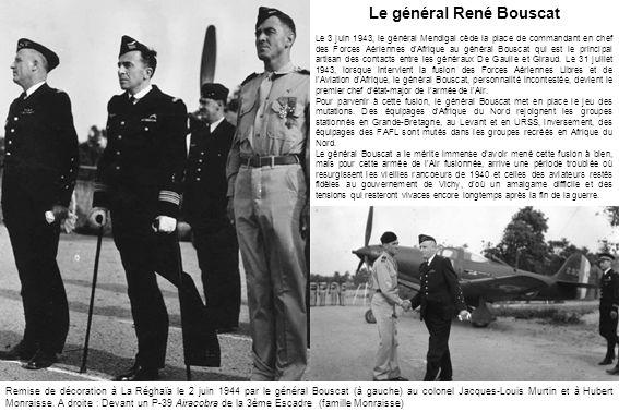 Le général René Bouscat