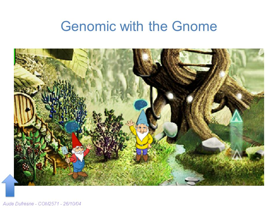 Genomic with the Gnome