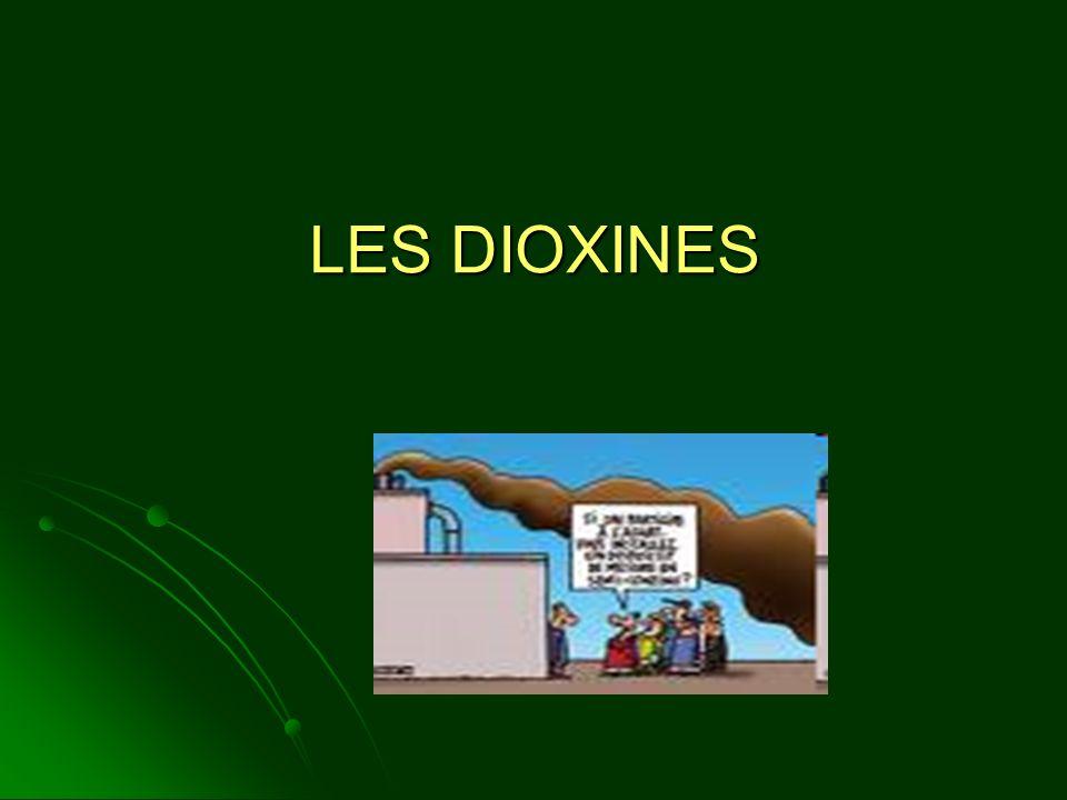 LES DIOXINES