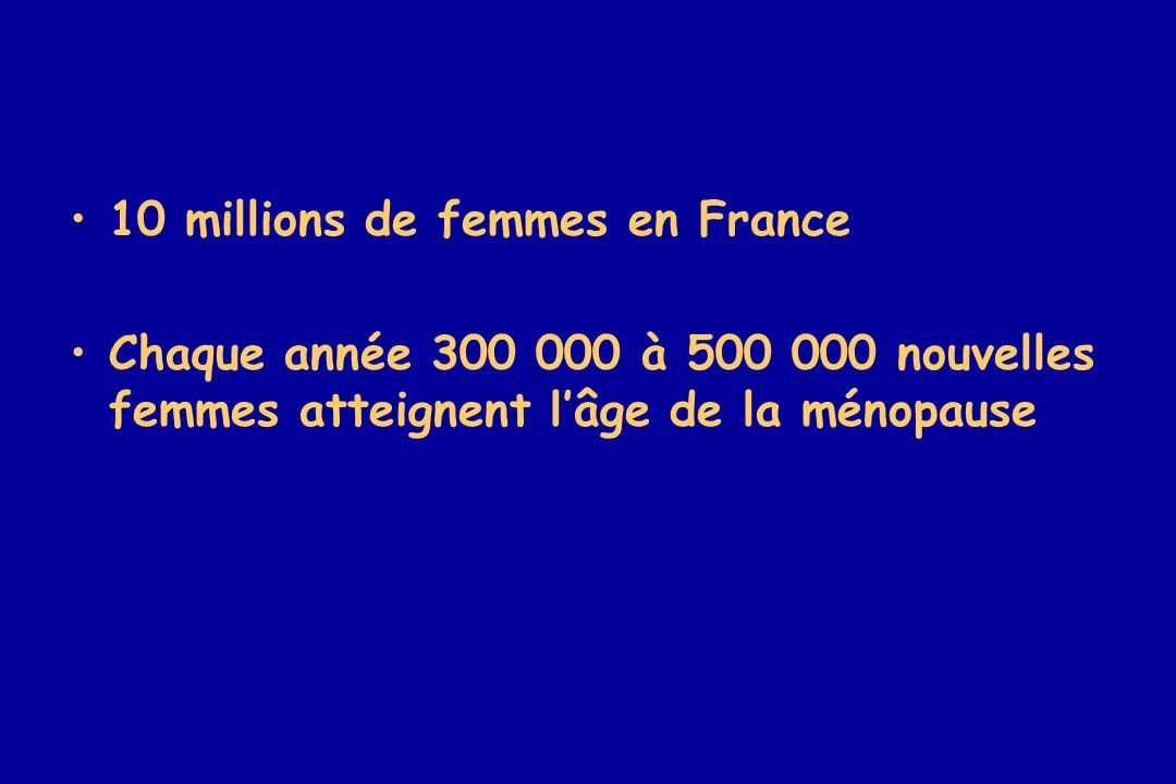 10 millions de femmes en France