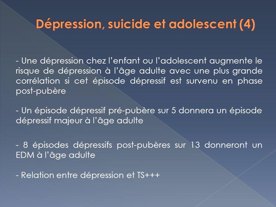 Dépression, suicide et adolescent (4)