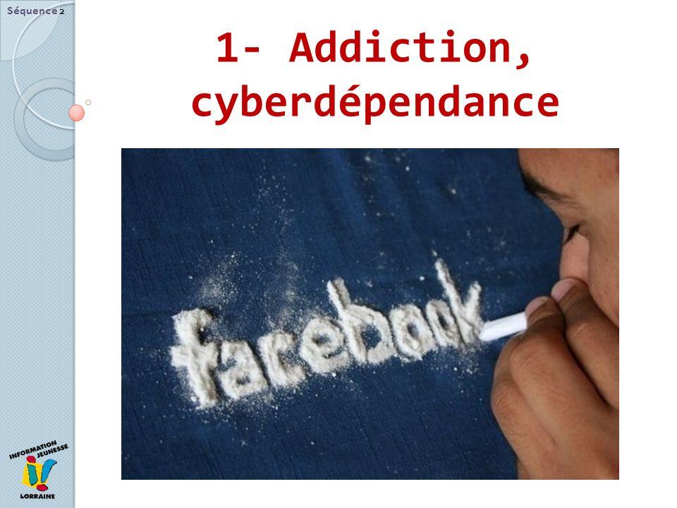 1- Addiction, cyberdépendance
