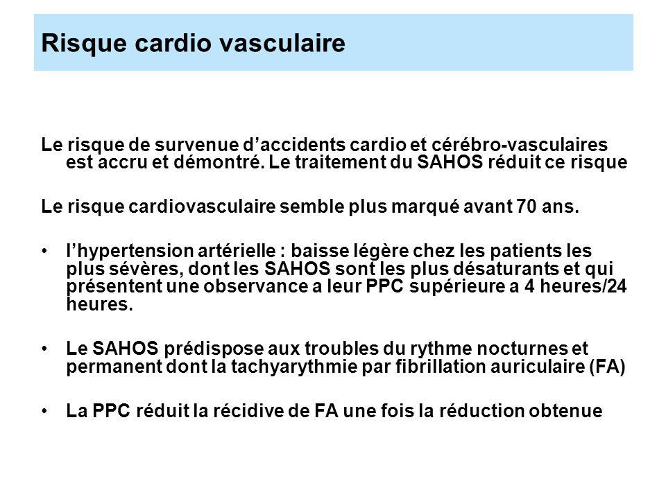 Risque cardio vasculaire