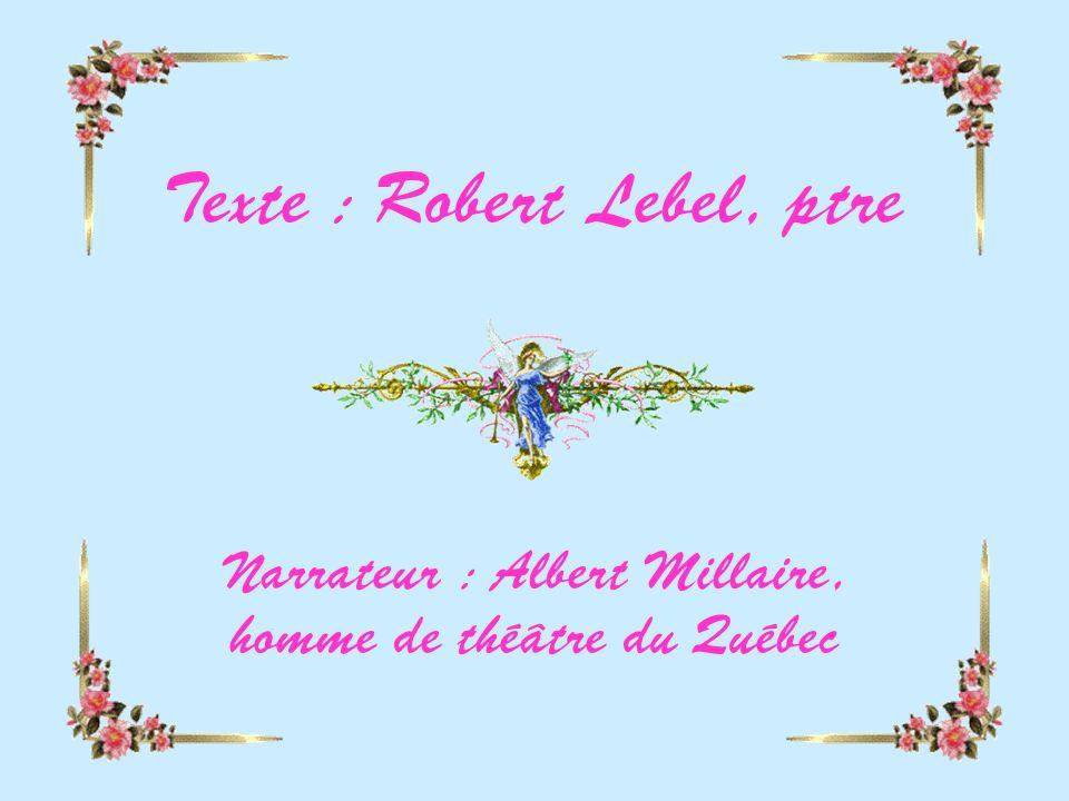 Texte : Robert Lebel, ptre