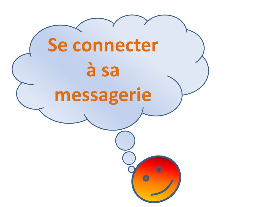 Se connecter à sa messagerie