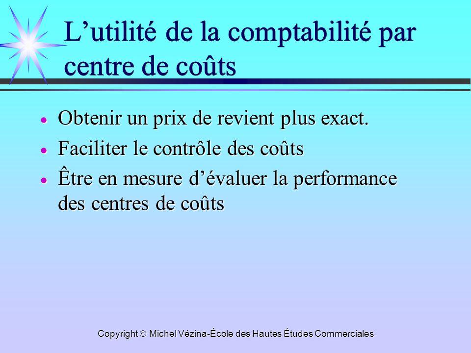 L'utilité de la comptabilité par centre de coûts