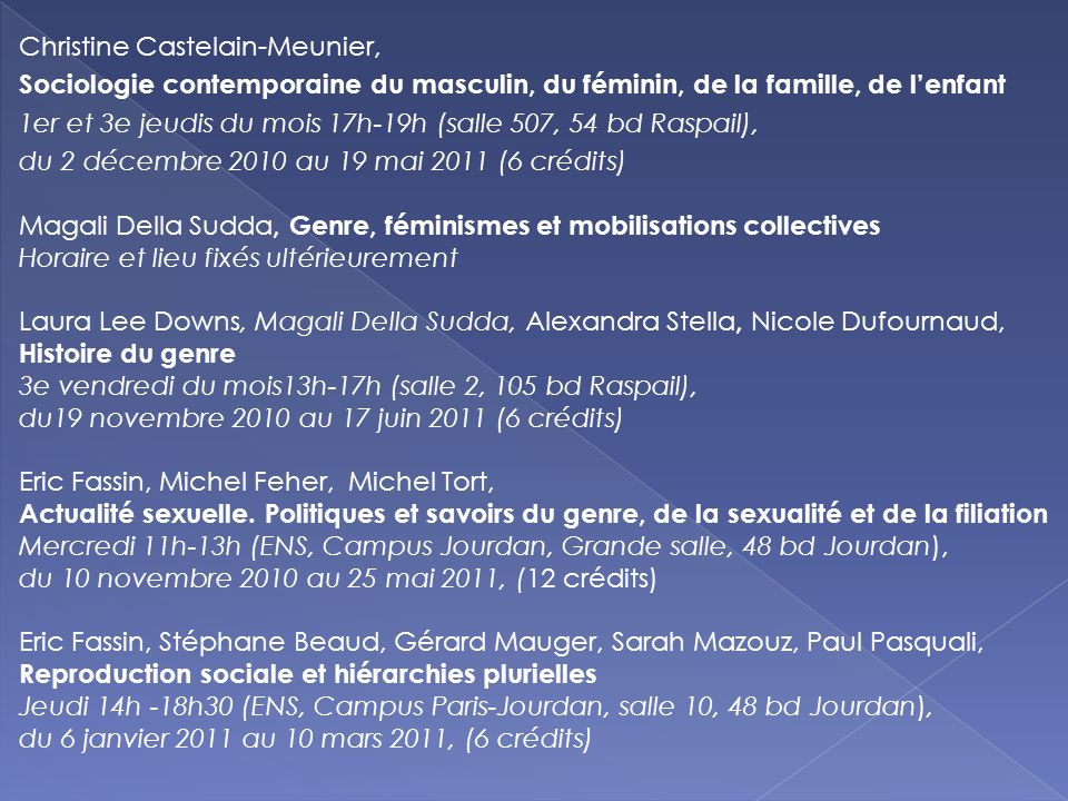 Christine Castelain-Meunier,