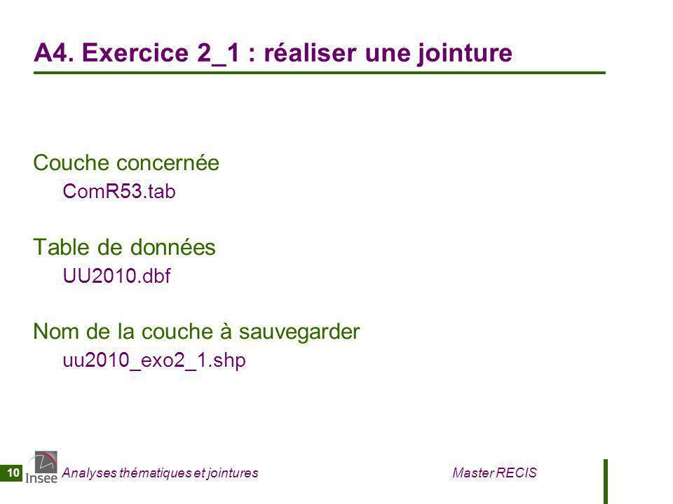 A4. Exercice 2_1 : réaliser une jointure
