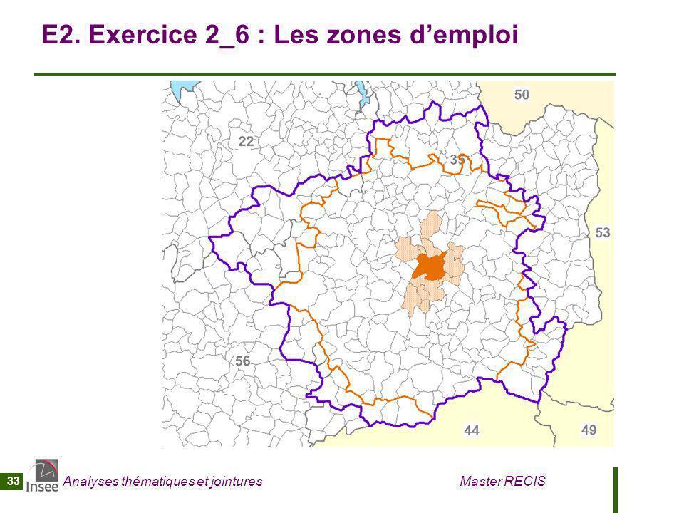 E2. Exercice 2_6 : Les zones d'emploi