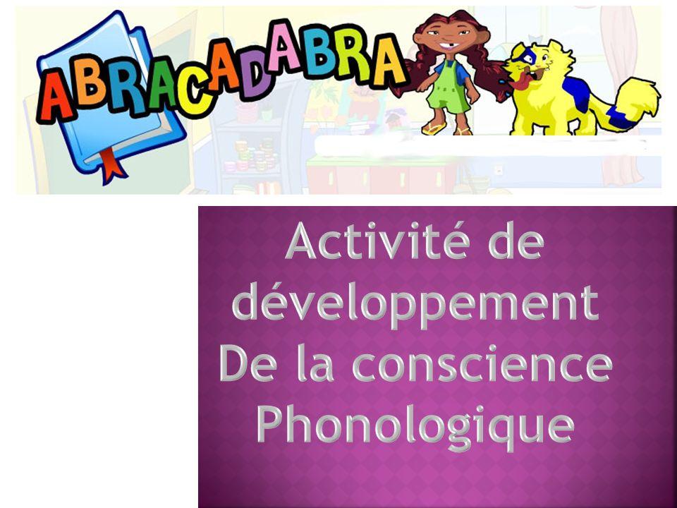 Activité de développement