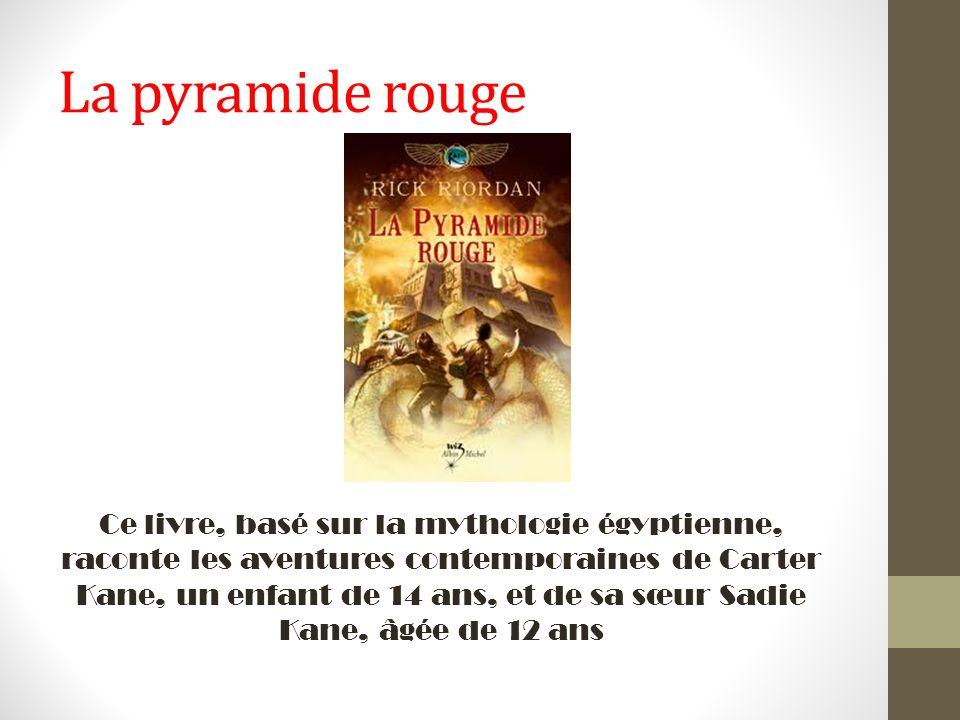 La pyramide rouge