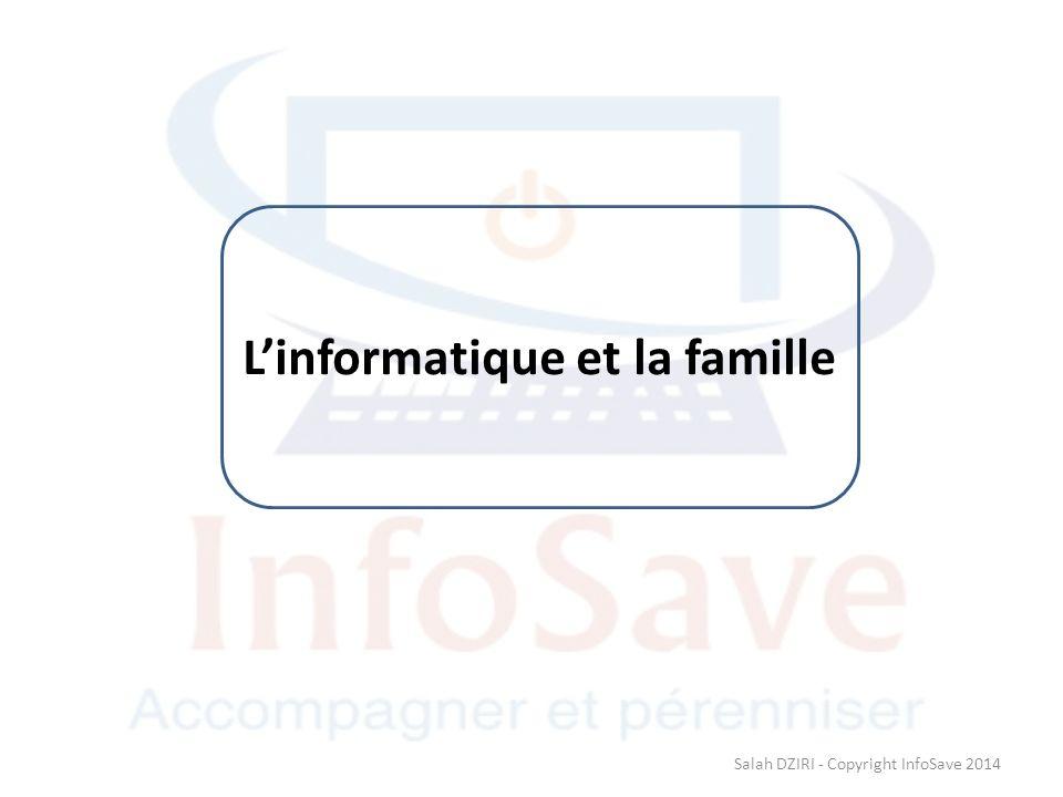 L'informatique et la famille