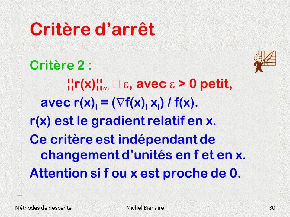 ¦¦r(x)¦¦ £ e, avec e > 0 petit,