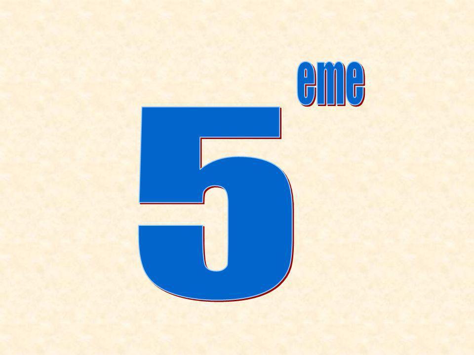 5 eme