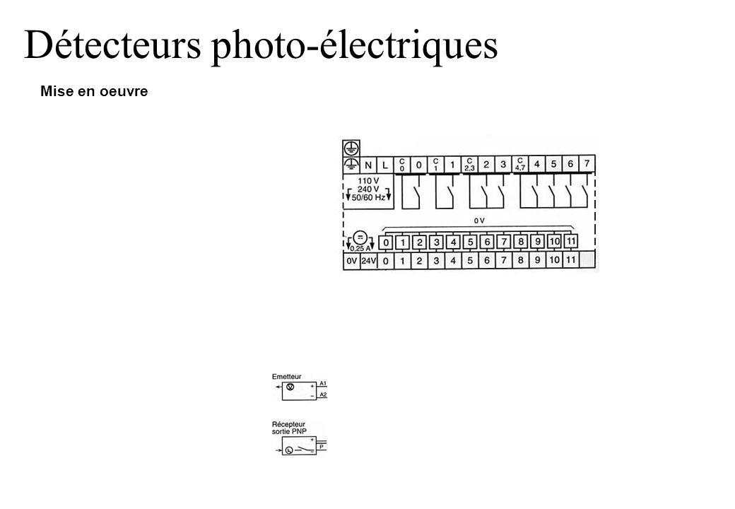 Détecteurs photo-électriques