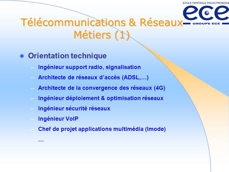 Télécommunications & Réseaux Métiers (1)