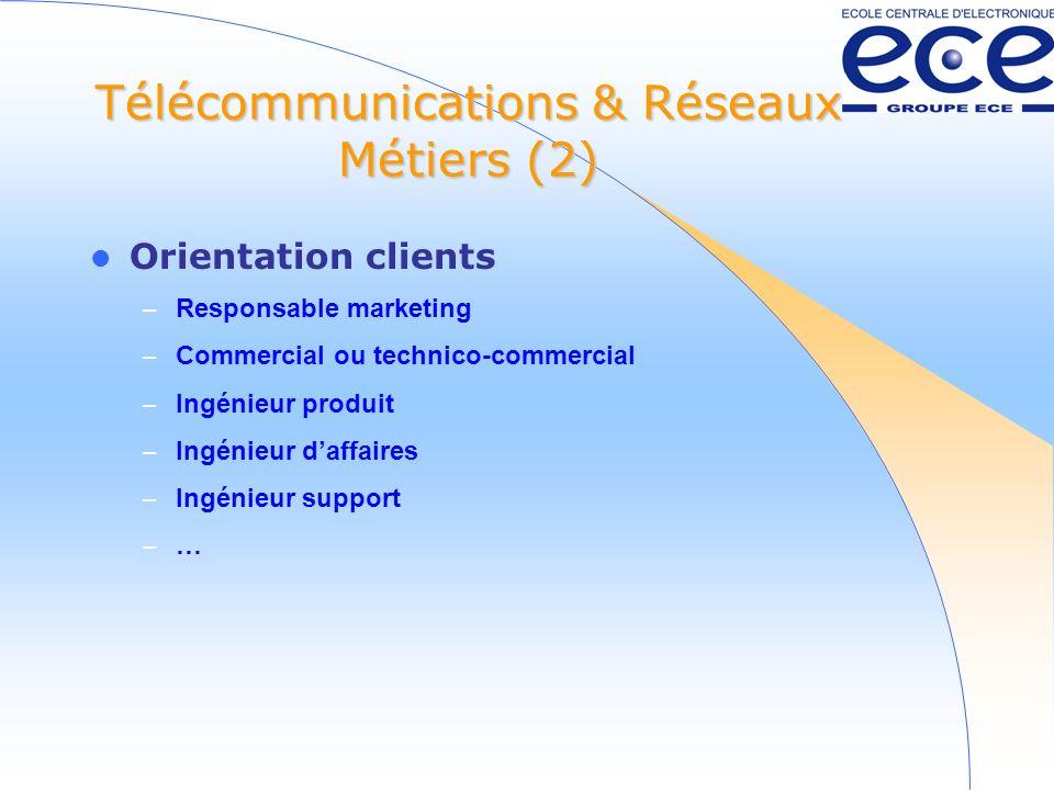 Télécommunications & Réseaux Métiers (2)
