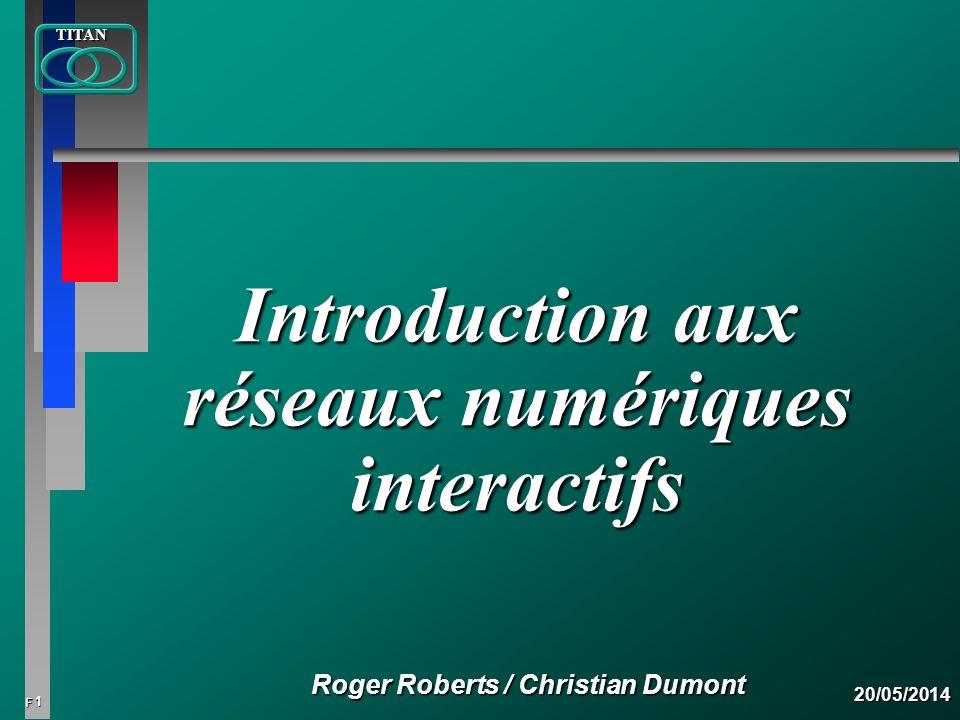 Introduction aux réseaux numériques interactifs