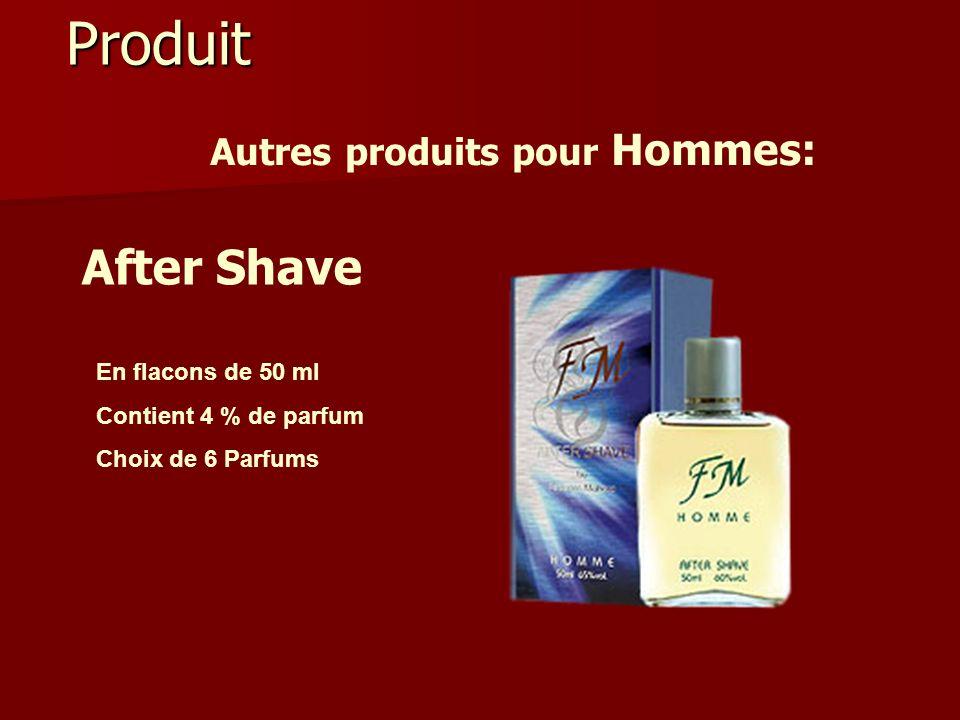 Produit After Shave Autres produits pour Hommes: En flacons de 50 ml
